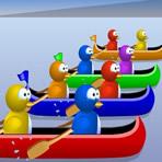 Pinguins em Canoagem: Multiplicar