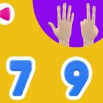 Números com Dedos