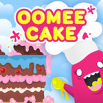 Oomee Cake: Empilhar Bolos
