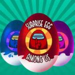 Ovos surpresa com Among Us