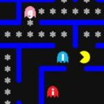 Pacman Palavras de inverno em inglês