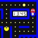 Pacman com Relógios