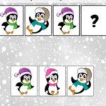 Padrões de Pingüins