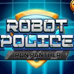 Robô Polícia Pantera de Ferro