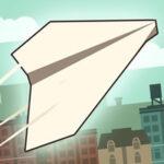 Paper Flight: Lançar o avião de papel