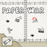 Paper War: Guerra do Papel