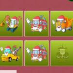 Pares de Caminhões de Natal