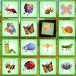 Percepção Visual: encontre o inseto
