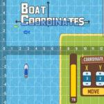 Pesca com Coordenadas Matemáticas