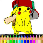 Pintar Pokemon
