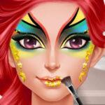 Pintura Facial de Carnaval