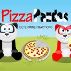 Frações Pizza com Pandas