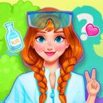 Poções Mágicas com Anna Frozen