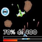 Batalha Espacial de Porcentagens