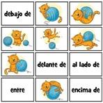 Preposições de Lugar em espanhol