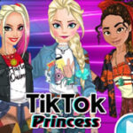 Princesas do Tik Tok