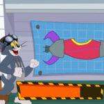 Projetar um foguete com Tom e Jerry