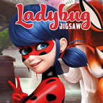Quebra Cabeças Ladybug
