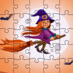 Puzzles de Bruxas