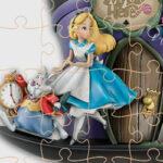 Quebra-Cabeças Alice no País das Maravilhas