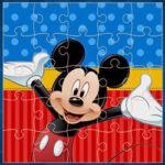 Quebra-Cabeças Mickey Mouse