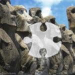 Monumentos do mundo Quebra-cabeças para crianças