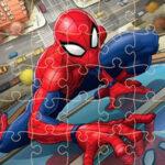 Quebra-cabeça do Spiderman