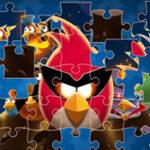 Quebra-cabeças de Angry Birds