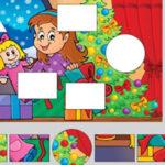 Quebra-cabeça Educativo de Natal
