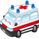 Quebra-cabeças de Ambulância