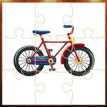 Quebra-cabeças de Bicicleta