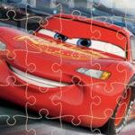 Quebra-cabeças Online de Carros