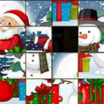 Quebra-cabeça Deslizante de Natal