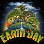 Quebra-cabeça do Dia da Terra
