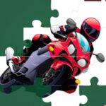 Quebra-cabeças de Motocicletas Online