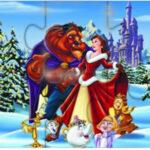 Quebra-cabeças da Disney no Natal