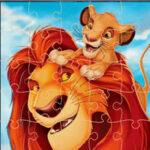 Quebra-cabeças do Rei Leão