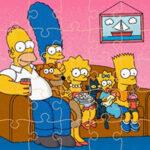 Quebra-cabeças dos Simpsons online