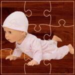 Quebra-Cabeças de Bonecas Bebês