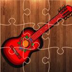 Quebra-cabeças de Guitarra