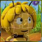 Quebra-cabeças Abelha Maia