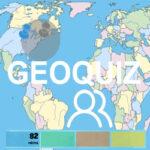 Quiz de Geografia do Mapa Mundial Multijogador