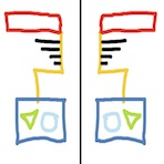 Rabisco Simetrico
