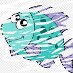 Raspar Animais do Oceano