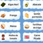 Classificação de Ingredientes: Receitas Mundiais