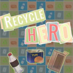 Recicle e classifique o lixo