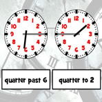 Relógio em inglês: as horas