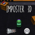 Resgate Among Us Impostor 3D