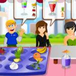 Restaurante de Suco de Frutas