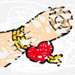 Riscar Desenhos dos Namorados